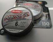 Nanofil Fishing Line Beading Thread, Destash