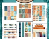 ON SALE Digital Sticker Sheets, Daily Planner, Happy Planner: A Comfort To Me