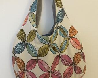 Lined Reversible Shoulder bag