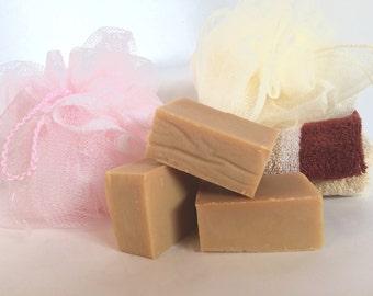 All Natural Honey & Beeswax Soap