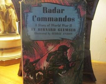 Radar Commandos, Book about WW2