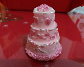 Marry me Wedding Cake Soap by Eleni
