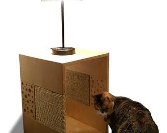 End Table / Cat Scratcher