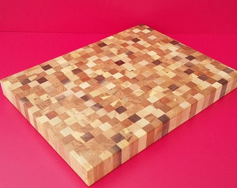 Cutting Board **END GRAIN**