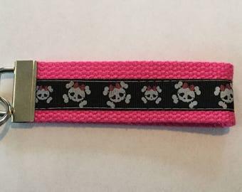 Key Chain- Skull