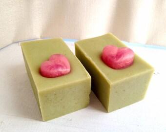 Japanese Soap: Kumazasa Bamboo Rice Bran Soap