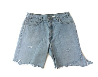 Vintage Levi's Men's Cut Off Shorts