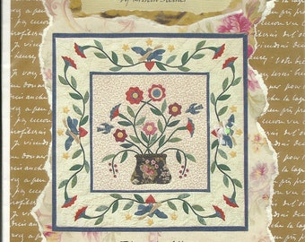 Bless Us All  Quilted Wall Hanging Pattern