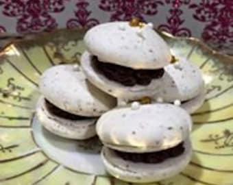 Vegan French Macarons: 2 dozen BOGO 50% through July 14