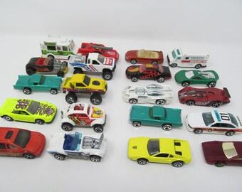 Metal Toy Car Lot of 33