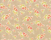 Coney Island Fabric by Fig Tree & Co., #20282-18, One Yard, Moda Fabrics, Taupe, Tan, Boardwalk, Beige, IN STOCK