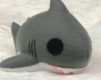 Dark Gray Shark