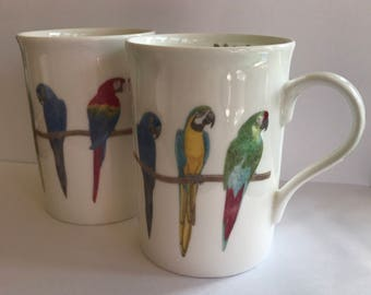 Macaw Parrot Mug