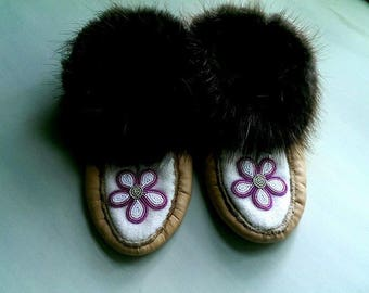 Adult Womens Moccasins