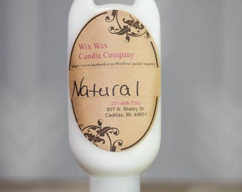 Natural Lotion - Hand Lotion - Unscented Lotion - Body Lotion - organic Lotion - All Natural Lotion - Hand Cream - Handmade Lotion - Lotion