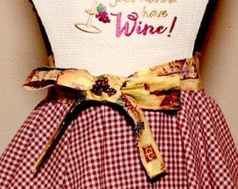 Wine Apron