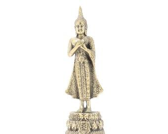 Thai Buddha amulet for people was born on Friday,Siri Mongkol.