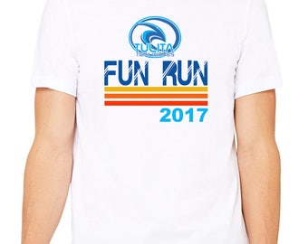 2017 Fun Run T-Shirt, Tulita Elementary Exclusive Listing, Adult and Youth Size Available, Redondo Beach, South Bay