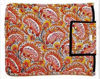 Clearance!!! Quilted laptop cover