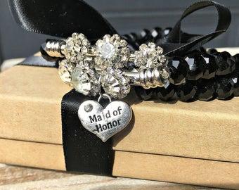 Be my Bridesmaid/Bridesmaids Gifts/Wedding Mementos/Ask Bridesmaid