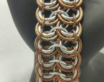 European Elegance Chainmaille Bracelet