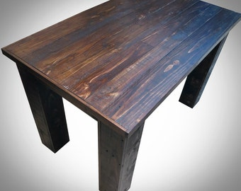 Handmade Recycled Pallet Dining table