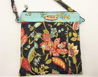 Cross Body Bag, Shoulder Bag, Handbag, Small Purse, Travel Bag - Made in Maui