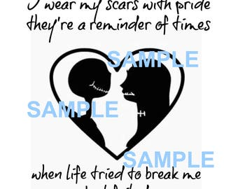 Scars SVG