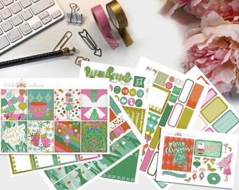 Tinsel Christmas Kit by Ella Couture by Jessica