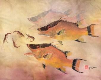 Hog fish – Etsy