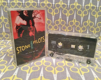 Core by Stone Temple Pilots Cassette Tape rock alternative