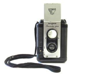 1960s Argus Seventy-Five Box Camera - Vintage Camera