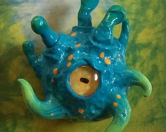 Classic Weirdo x Original Surreal Creature Pendant Sculpture