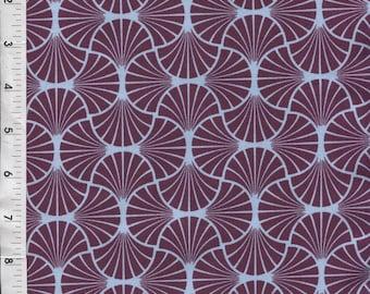 Free Spirit Heirloom Empire Weave Amethyst Fabric