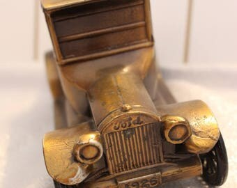 Vintage Banthrico Inc of Chicago Illinois Metal 1926 Ford Bank