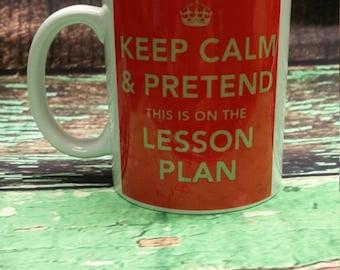 Teacher Coffee Cup