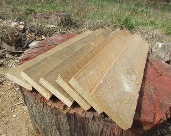 Reclaimed Yellow pine- rough sawn