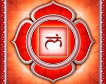Root Chakra Loose Natural Incense