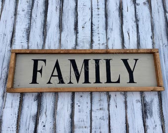 Word Signs, Farmhouse Signs, Cotton Sign, Southern Sign, Sweet Tea Sign, Family Sign,