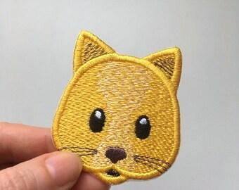 Кот эмоджи
