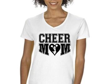 Cheer mom Shirt,cheer mom tee,cheer mom,cheer squad shirt,proud cheer mom,cheer shirt,cheerleading shirt,