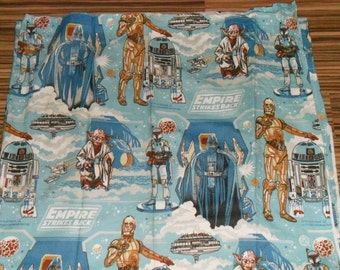 Rare Original Empire Strikes Back Upholestry type fabric