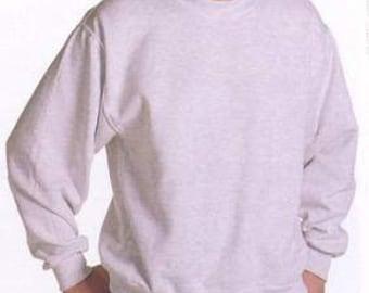 Sweatshirt Crew Neck Add On