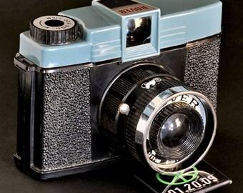 LOMO - LIKE Rover Toy Camera akin to Diana Camera 120 Format NiCE !