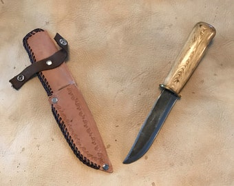 Hickory Recycled Lawnmower Blade Knife