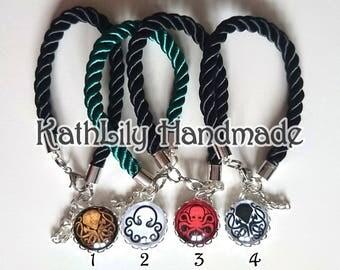 Cthulhu bracelets