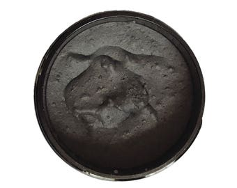 Natural, Whitening Charcoal Toothpaste - Organic Coconut Oil Tooth Paste // Remineralizing Activated Charcoal Tooth Polish / Teeth Whitening