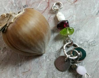 Charm - Anjali's Timepiece, Pearl, Garnet, Peridot, Bobble, Forever Friends, the Angels and I