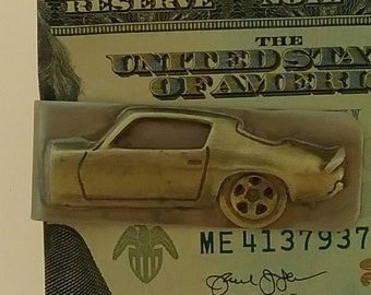 70 Camaro money clip