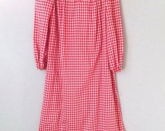 Vintage christmas dress – Etsy